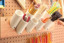 scraproom ideas / cool ideas for storing your scrapbooking supplies, scraprooms