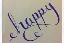 Kalli & Typo & Handwriting