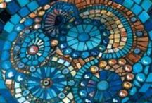 Mosaic / .... / by Suus