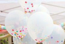 Future birthday party ideas! / I love awesome birthday partys