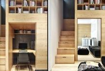 Small spaces and big ideas / Small House Space Living