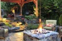 Outdoor Living Spaces /  Outside Taras