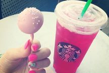 Starbucks! / Who is obsessed with Starbucks? I know I am!