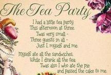High & Afternoon  Tea