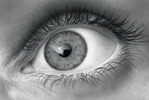 Подборка красивых глаз для вдохновения