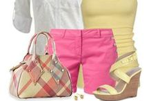Spring - Summer 2014 Outfits / Spring/Summer 2014 Fashion looks.