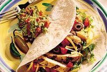 Tacos , Tortillas , Wraps  , Nachos & Burritos .