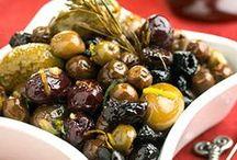 Olives & Tapenades