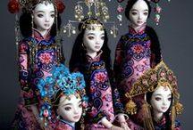 Dolls and Handmades