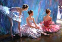 Klassieke danseressen