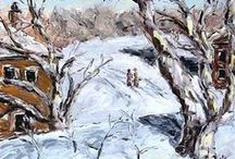 Oil Paintings - Formative