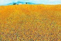 Oil Paintings - Flowers