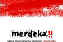Independence Day of Republic of Indonesia / Since 17th of August 1945