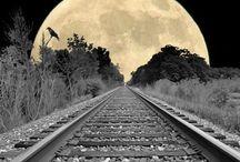 Maanlicht / de Maan!