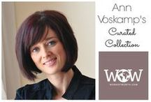 Ann Voskamp's Curated Collection / Ann Voskamp features her favorite Work of Worth picks! workofworth.com