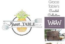 Grace Table's Curated Collection / Grace Table features their Work of Worth favorites!