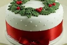 Christmas Cakes / Winter Wonderland