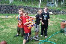 Kids being kids / Fun pics of kids