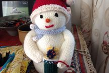 My Knitting / Knitting that's achievable, enjoyable and give able