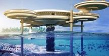 Outrageous , unusual and fun hotels  , stunning pools & buildings