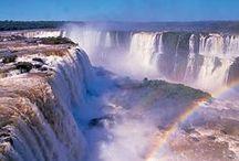 Waterfalls / by Éva Nagyné Hajdu