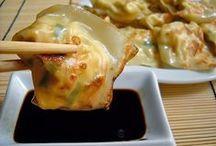 Wontons , Dumplings , Dim Sums . Potstickers & Wonton Soups