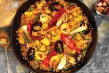 The Spanish & Hispanic Kitchen