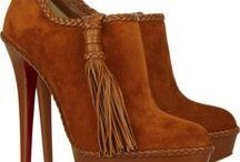 Hoge hakken schoenen en laarzen