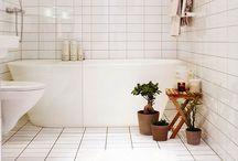 Bathrooms - Interior design / Inspirations
