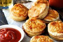 Hand pies ...sweet & savory