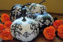 Pumpkin ideas (diy)