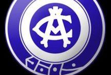 Athletic club de Madrid. 1915/16