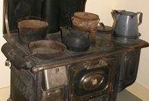 Old stoves and what I Like