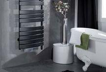 Radiateurs électriques salle de bains / Des radiateurs et sèche-serviettes pour une salle de bain confortable et des serviettes toujours sèches et toujours chaudes
