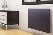 Radiateurs électriques couleur / Osez la couleur dans votre intérieur