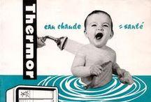 Histoire de Thermor / Savoir faire et qualité depuis 1931, rétrospective de la marque à travers d'anciennes affiches
