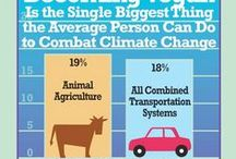 Vegan Inspiration / Going vegan is the single biggest thing you can do to combat climate change. Animal factory farming is responsible for the most greenhouse gases, not to mention terrible cruelty.  Some inspiring quotes about veganism by vegans, including reasons to go vegan.  And please sign our petition TODAY asking Pope Francis to speak out on animal farming and climate change: http://tinyurl.com/hzgcnpm