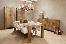 Houten meubelen huis en tuin wat ik mooi vind!