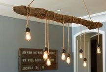 Lighting ideas / Lighting ideas, DIY lighting, lighting hacks
