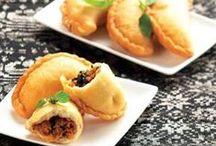 Empanadas ( savory & sweet )