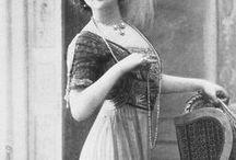 Edwardian/Belle Eboque/Art Nouveau Clothes