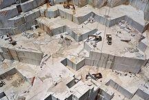 Carrara stone Italy
