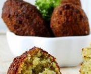 Falafel & Tahini Sauce