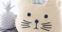 Crochet // Tricot // Tricotin