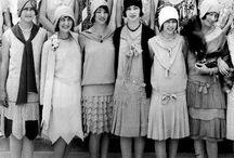 Vintage lady's