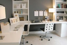 Home office & Craft room