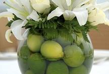Flower arrangements and centerpieces