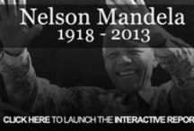The life of Nelson Madiba Mandela