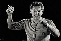 RSOL.org is crazy about Bernstein! / lots of photos of musical genius Leonard Bernstein