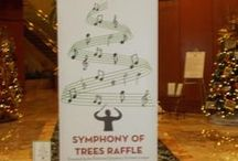 2013 Decorated Symphony of Trees at Omni Benefits Richmond Symphony (Online Raffle) / 2013 Online raffle tickets available at http://www.rsol.org/symphony-of-trees/  to purchase tickets for 4 different themes/each theme has over $4,000 in gifts,certificates, and vouchers. Album of Symphony of Trees images-group shots first then alphabetical order: Drinks on Us, It's the Ticket, RVA, then We Love VA-take a peek and buy your online raffle tickets for the tree theme assortment of gifts of your choice at http://www.rsol.org/symphony-of-trees/
